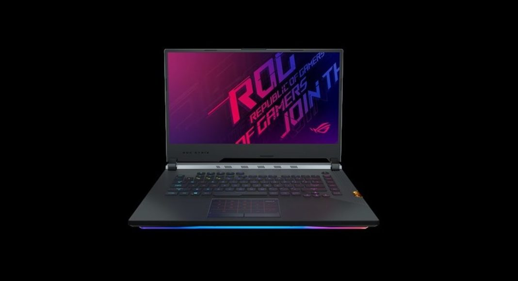 Asus ROG laptop launch in India