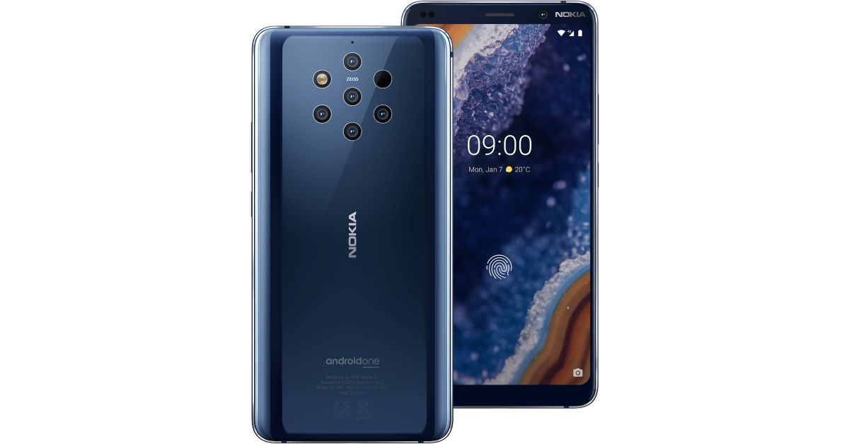 Nokia 9 Pureview launch India