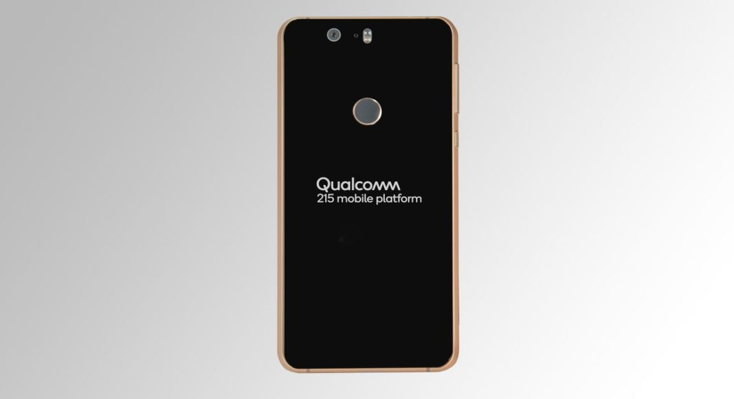 Qualcomm 215 Mobile Platform