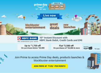 Amazon Prime Days Sale