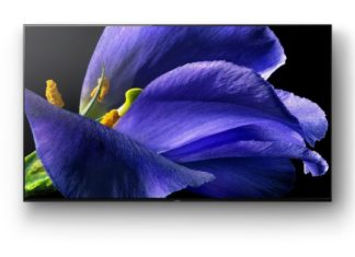Sony Master Series A9G BRAVIA OLED TV launched in India