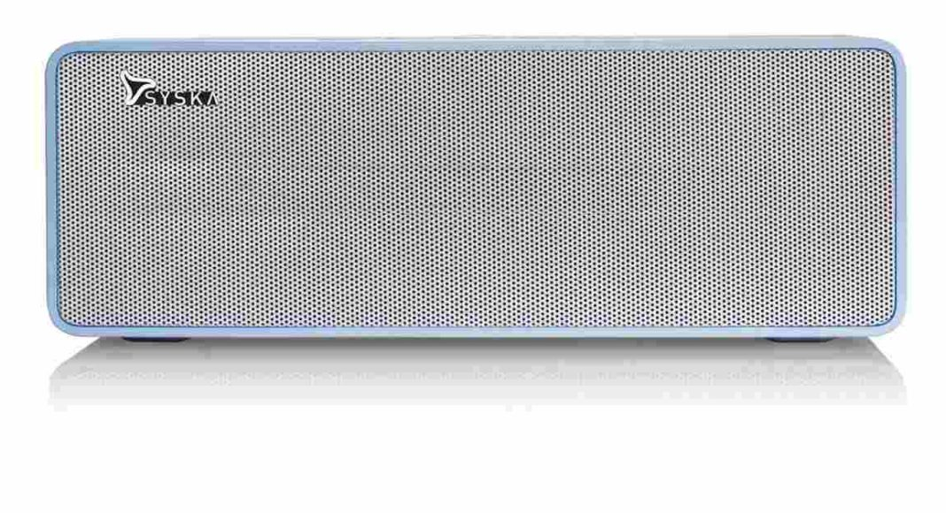 Syska BT670 Boombox Wireless Speaker