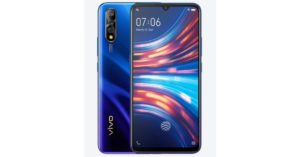 Vivo S1 global variant launched