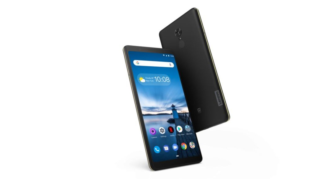 Lenovo Tab V7 launched