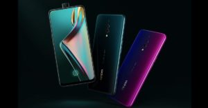 oppo k3 launch amazon teaser