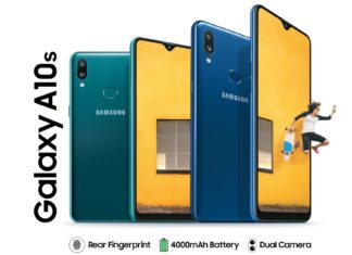 Samsung launched Galaxy A10s with 6.2-inch display in India