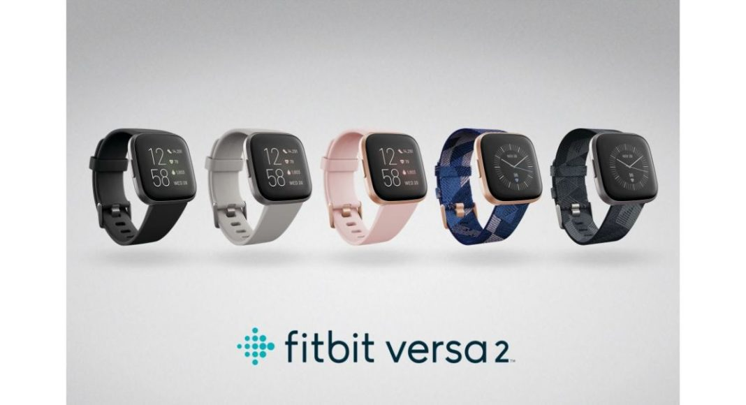 Fitbit Versa 2 has built-in smart voice assistant Alexa support