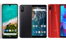 Compare: Xiaomi Mi A3, Mi A2 and Redmi Note 7