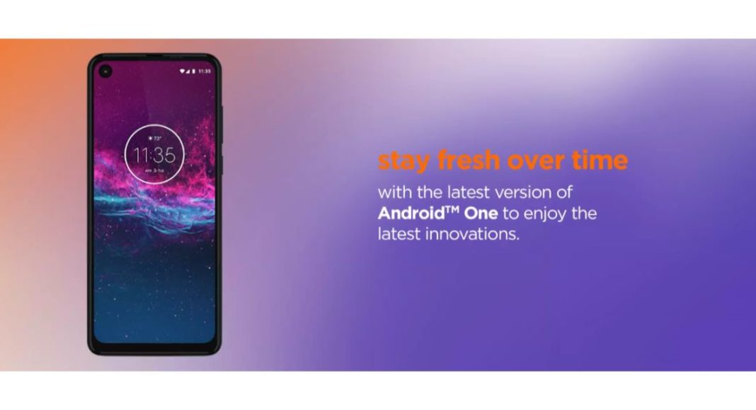 Motorola One Action to be launched in India today