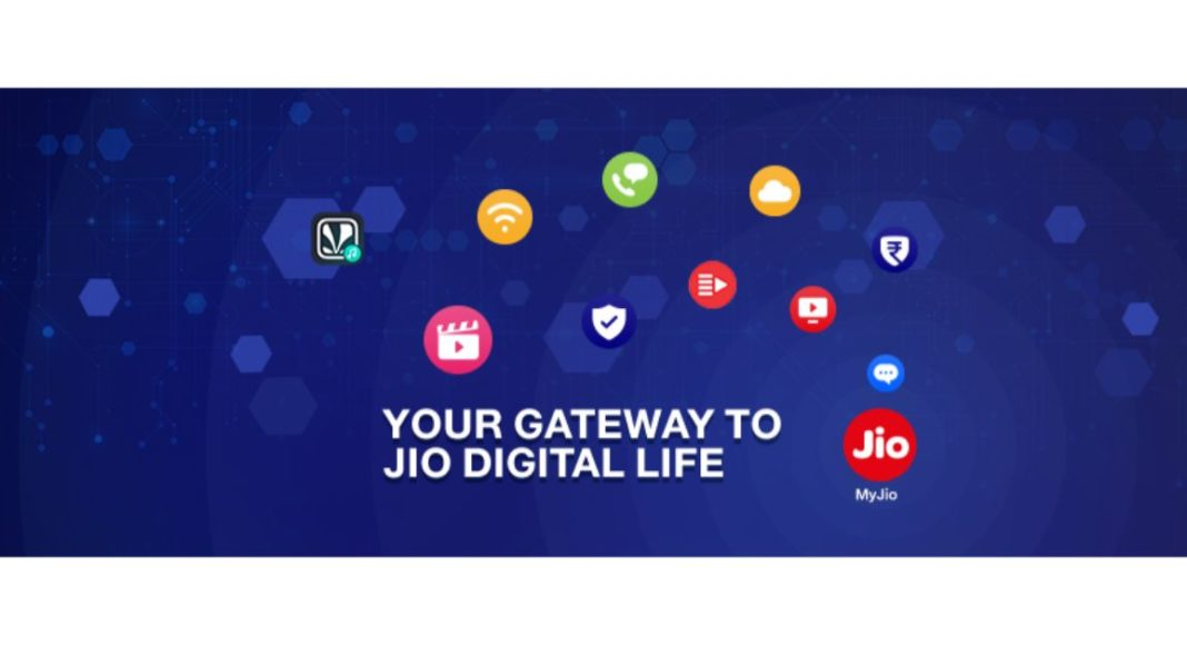 Jio set-top box
