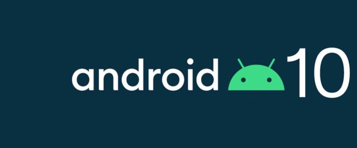 smartphone getting android 10