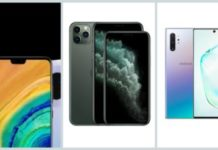 Compare_ Huawei Mate 30 Pro vs iPhone 11 Pro vs Samsung Galaxy Note 10+ (1)