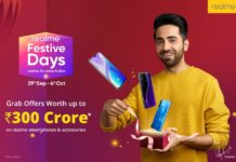 Realme is giving heavy discounts on its smartphones during the Flipkart Big Billion Day sale