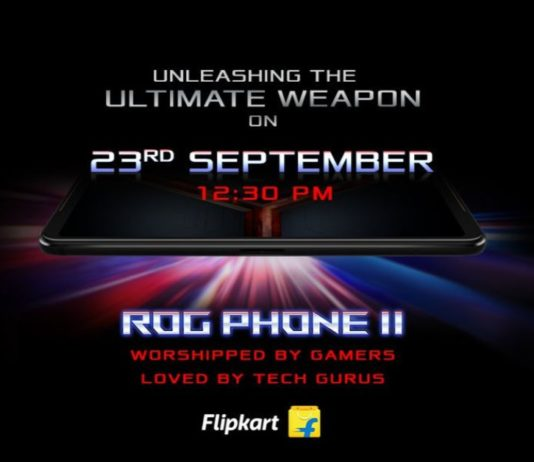 Asus ROG Phone 2 gaming-centric smartphone to launch in India on September 23