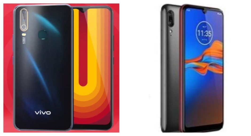 Compare: Vivo U10 Vs Moto E6S