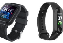 Gizmore launched GizFit Active 902 fitness watch and GizFit Active 901 fitness band in India