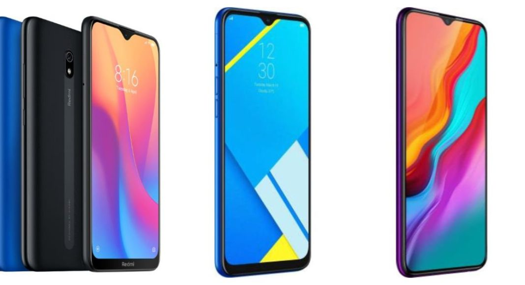 Compare: Redmi 8A Vs Realme C2 Vs Infinix Hot 8