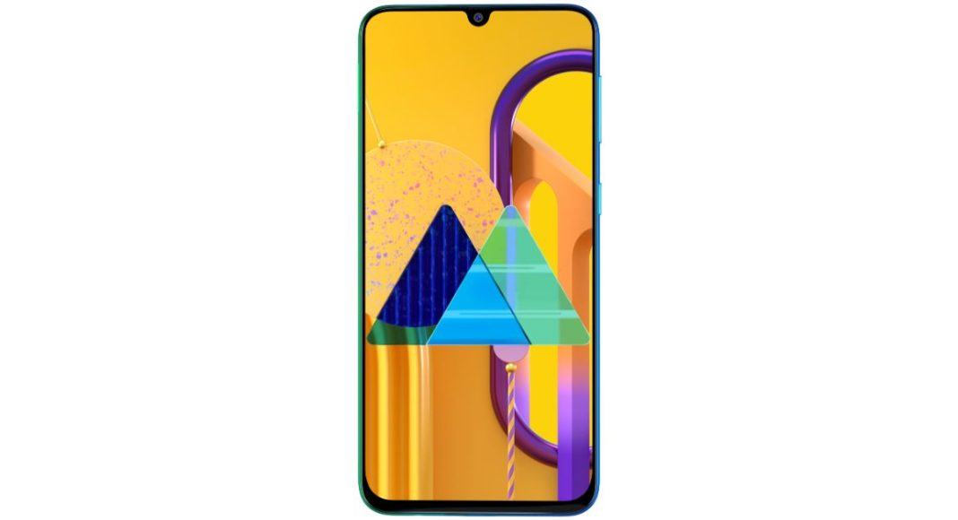 Samsung launched Galaxy M30s with 6000mAh battery in India