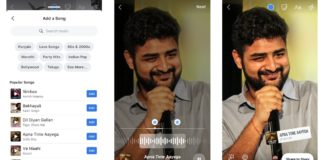 Social Media giant Facebook today launched Instagram Music in India.