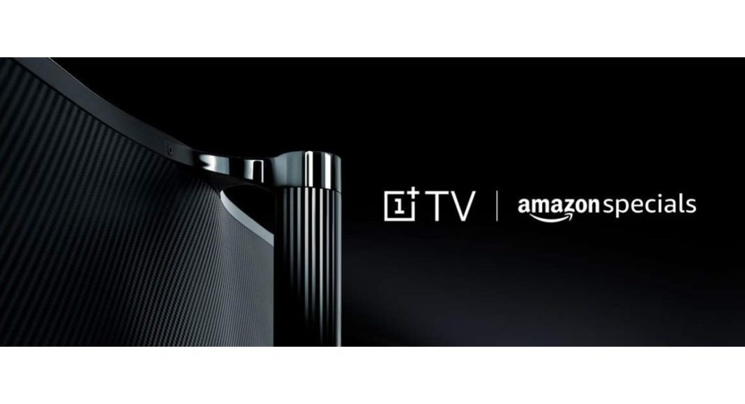 OnePlus TV can be purchased during Amazon Great Indian Sale