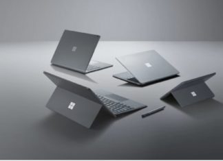 Surface Pro 7 configurations leaked on the web before the Microsoft Event to be held on October 2