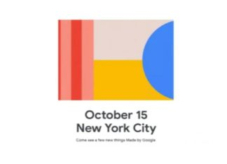 Google Pixel 4 smartphone series confirmed to be launched on October 15