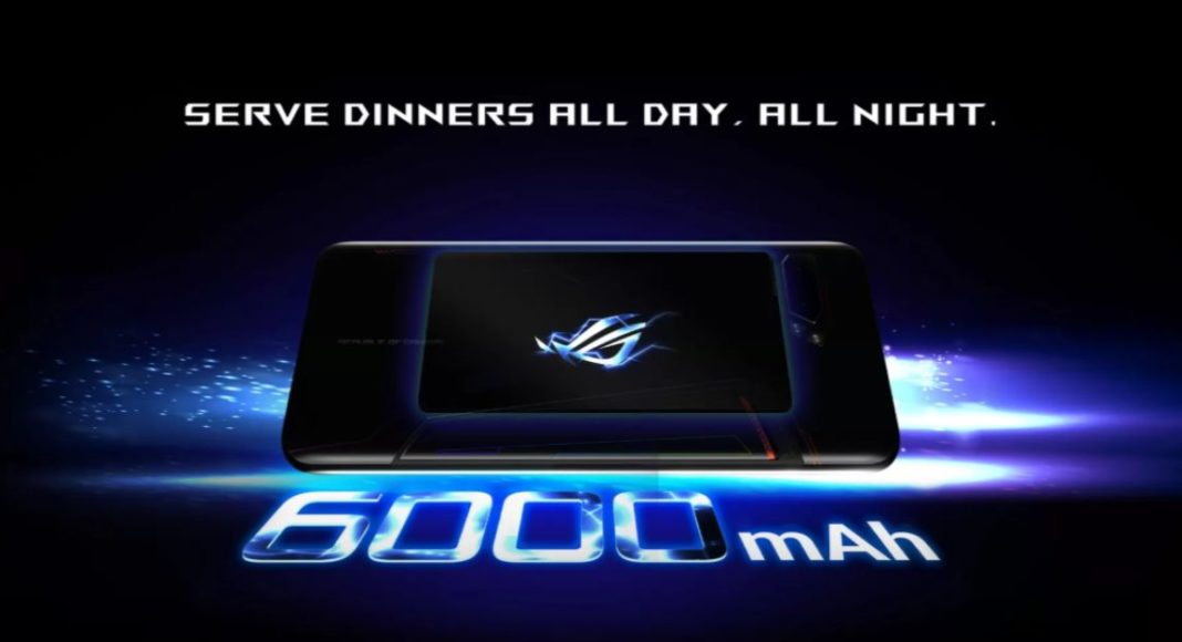 Asus ROG Phone 2 with 6000mAh battery launched in India