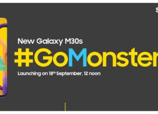 Samsung Galaxy M30s gets listed on Amazon India website, will launch on September 18