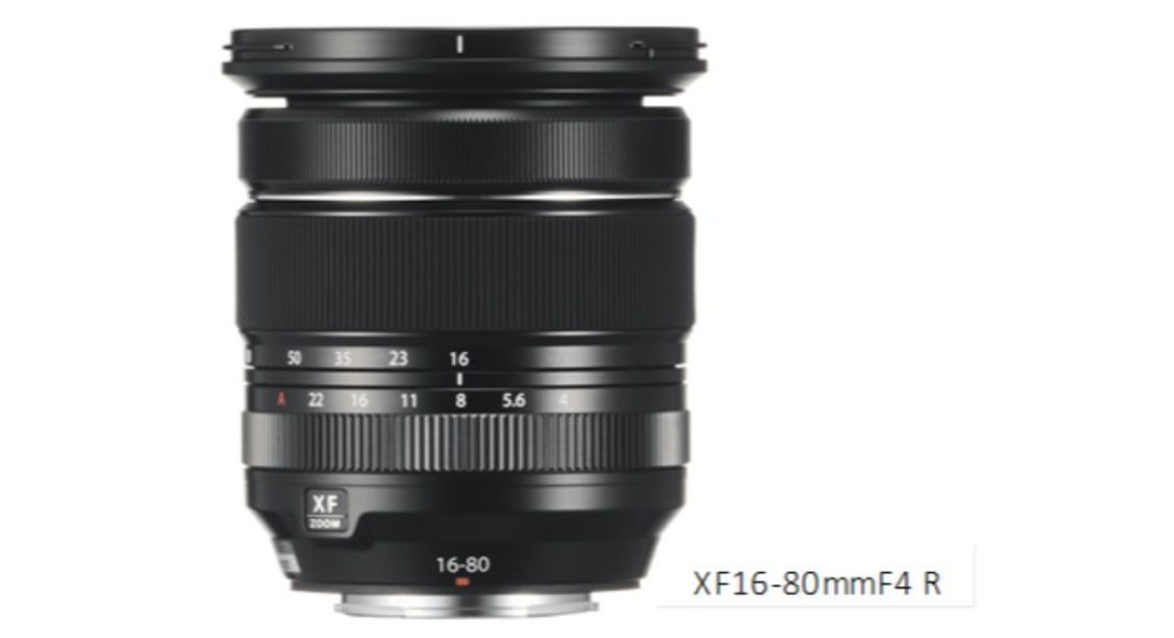 "Fujifilm India launched ""FUJINON XF16-80mmF4 R OIS WR"" for mirrorless cameras"