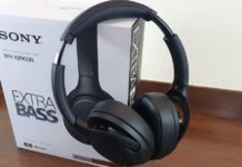 Sony WH-XB900N headphones review