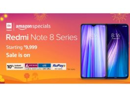 Xioami Redmi Note 8 Pro and Redmi Note 8 to go on sale in India for the first time