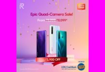 Realme is back with Festive Days Sale: Offers and discounts details