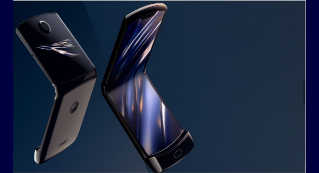 Brand new Motorola Razr launched with foldable screen: Details, Price and Tech Specs