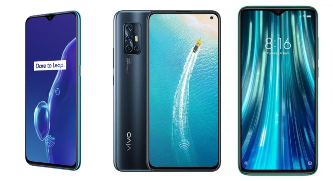 Compare: Realme X2 Vs Redmi Note 8 Pro Vs Vivo V17