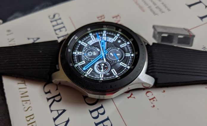 Samsung Galaxy Watch 4G 3