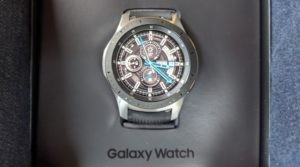 Samsung Galaxy Watch 4G 4