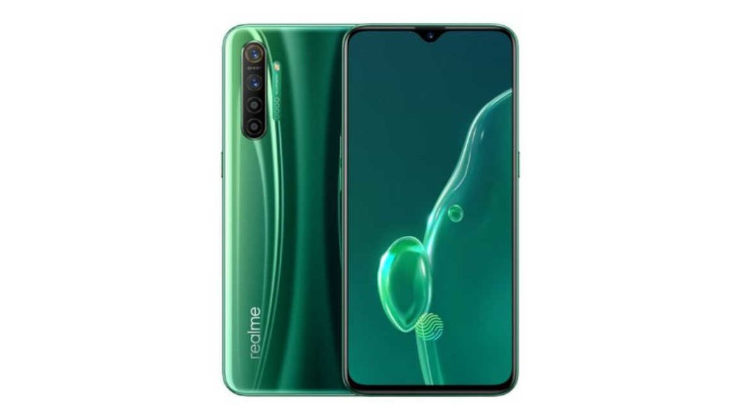Realme X2 Avocado edition