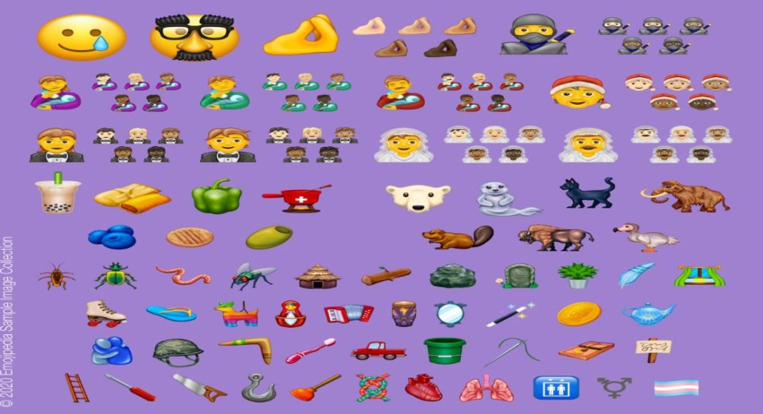 Your emoji selection will become more gender-inclusive this year