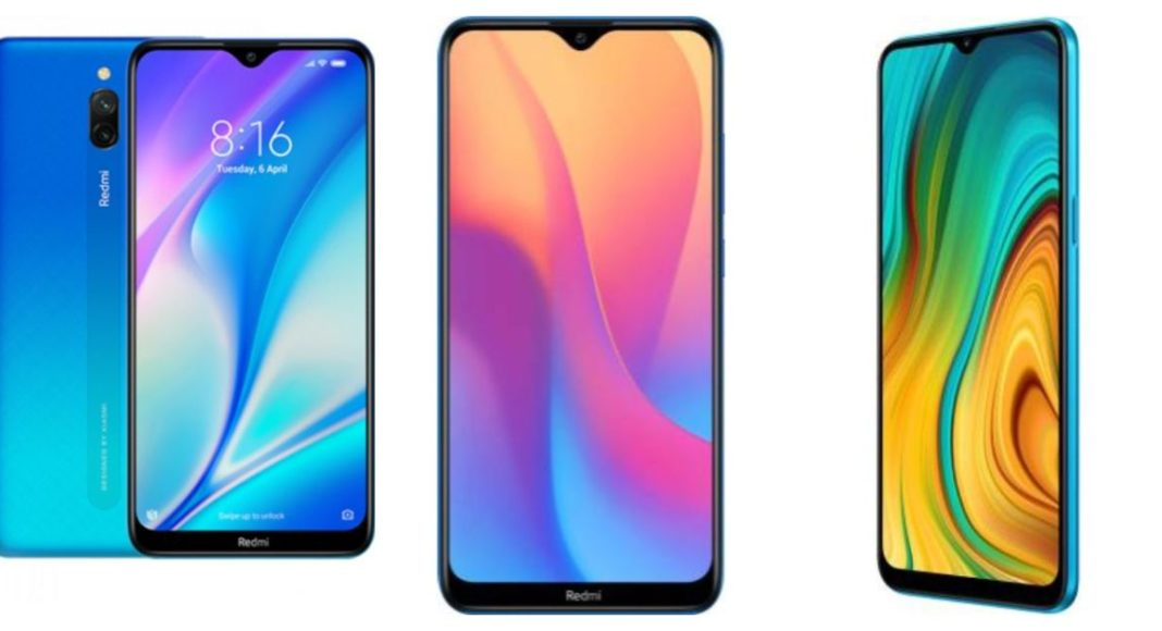 Redmi 8A Dual VS Redmi 8A VS Realme C3
