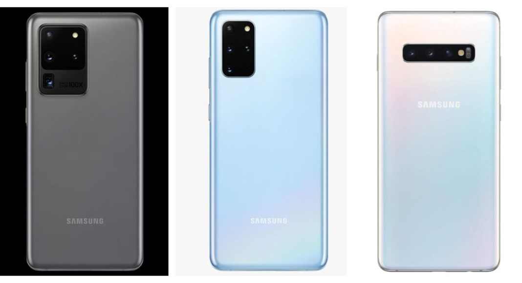 Compare: Samsung Galaxy S20 Ultra Vs Galaxy S20+ Vs Galaxy S10+