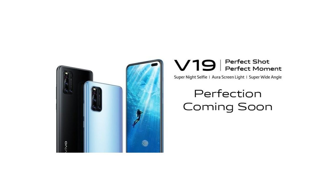 Ahead of the launch Vivo V19 pricing and specification details leaked online, teased to launch in India soon