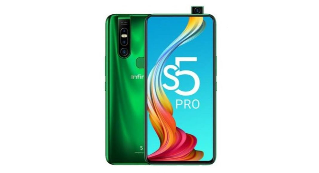 Infinix S5 Pro with 16-megapixels pop up selfie camera launched in India at Rs 9,999