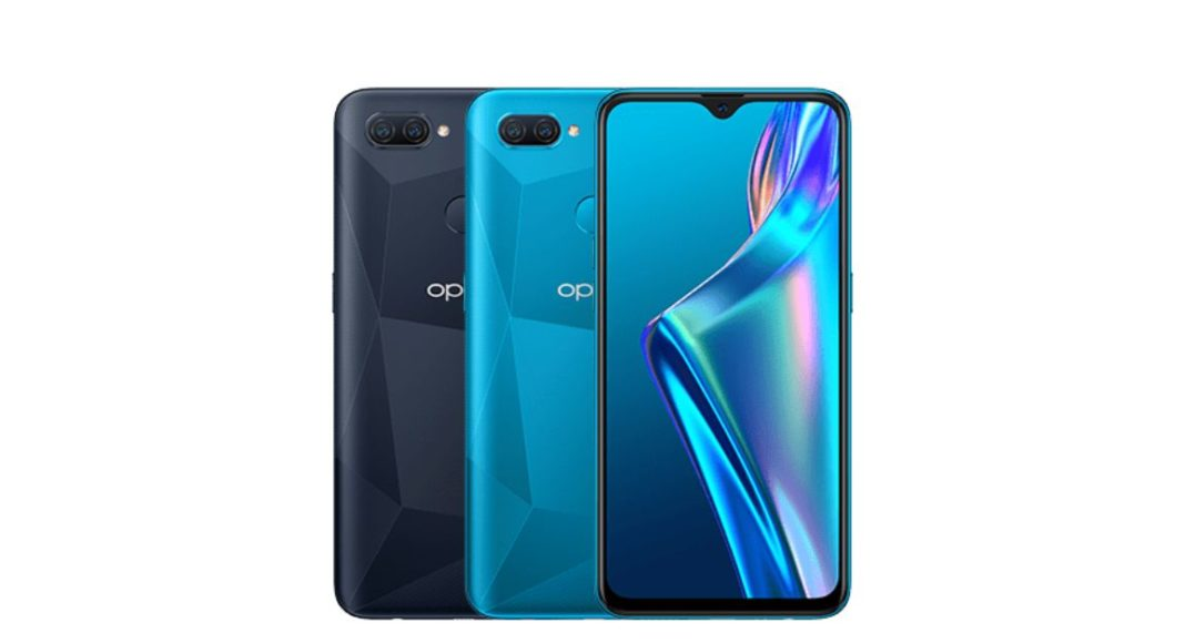 Oppo A12 with HD+ display and dual rear cameras launched in India under the affordable segment
