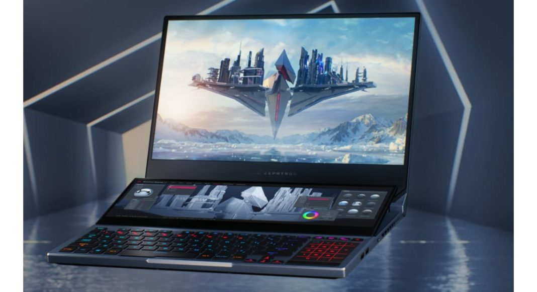 Asus introduced ROG Zephyrus Duo 15 gaming laptop with the latest Intel 10th Gen Core i9 and Nvidia GeForce RTX 2080 Super GPU in India