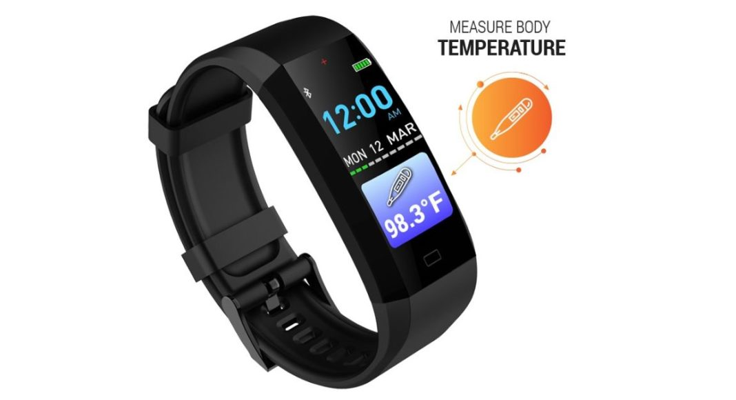 Goqii Vital 3.0 Smart Band with body temperature sensors launched in India
