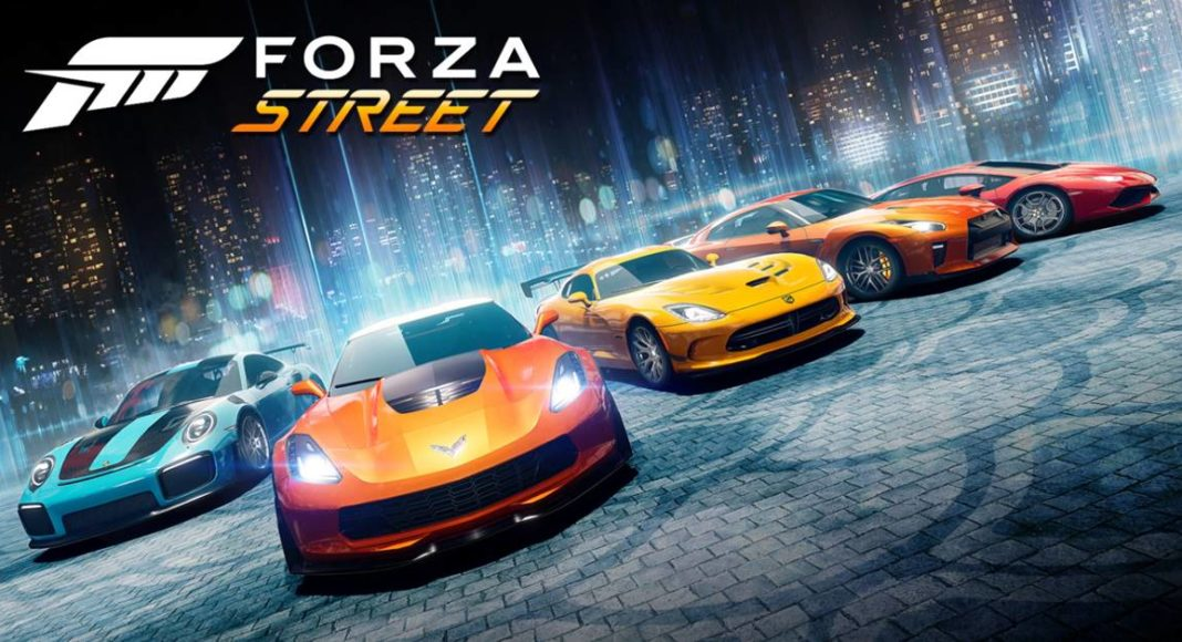 Microsoft release Forza Street for iOS and Android players
