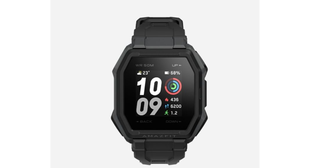 Huami Amazfit Ares smartwatch with square-shaped coloured display and 70 sports modes launched: Pricing and specification details