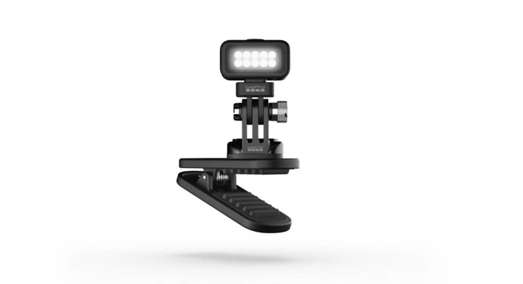 GoPro Zeus Mini inexpensive lighting solution