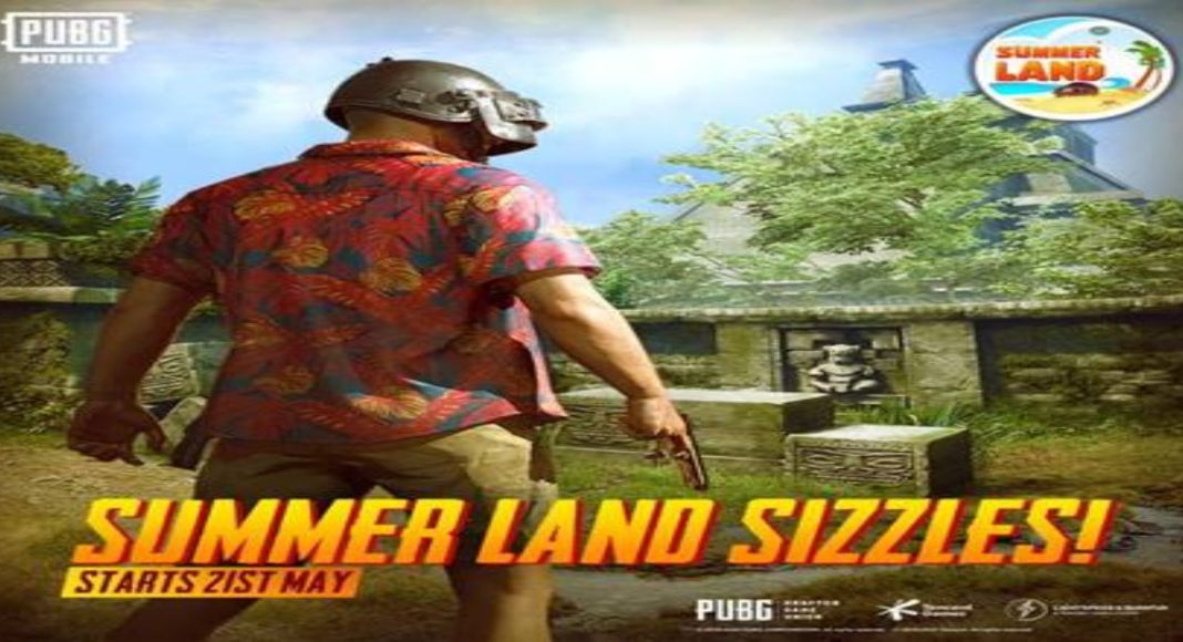 PUBG Mobile's Summerland events and reward explained