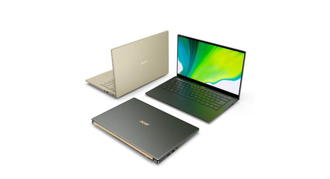 Acer unveiled Swift 5 Notebook at the Next@ Acer 2020 event